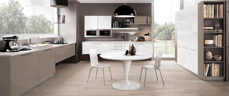Idee per ristrutturare la cucina a vista - Tmp Tecnorestauri